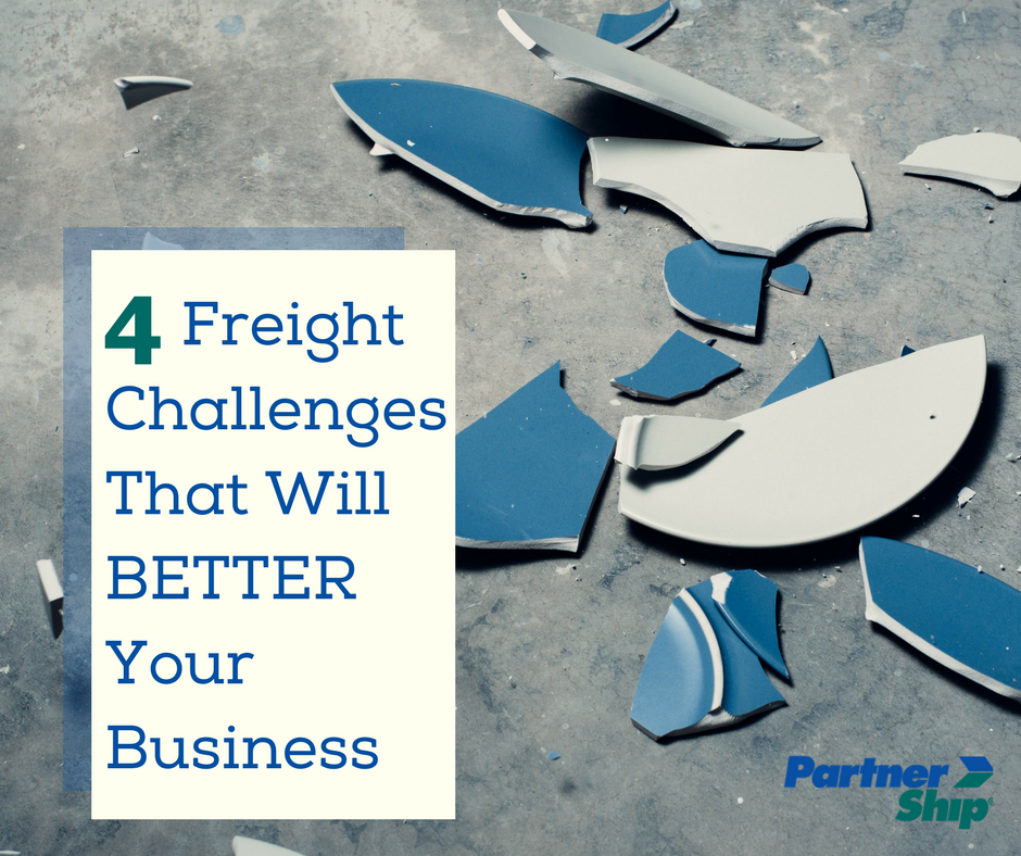 4 Freight Challenges