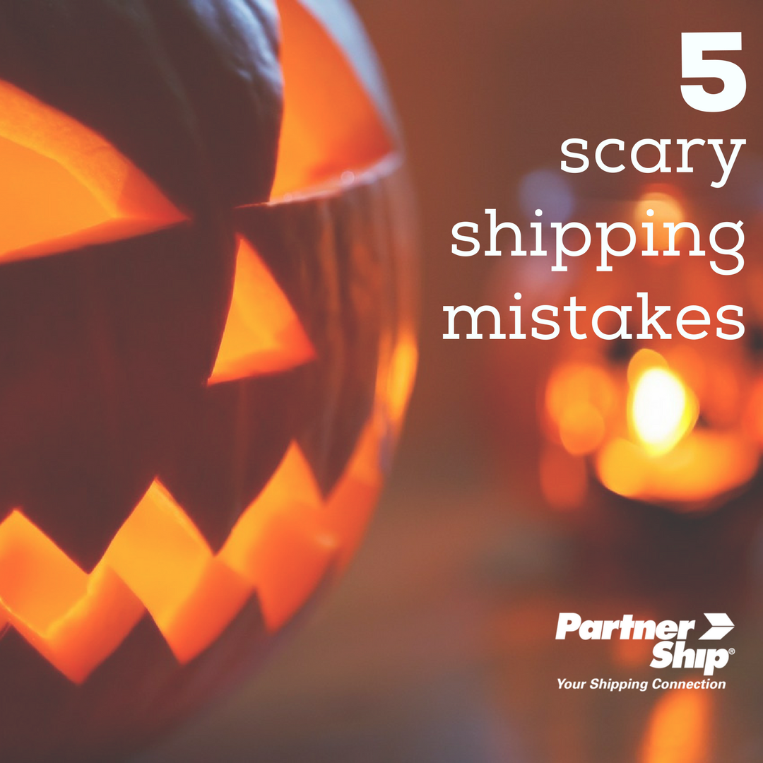 5 Scary Shipping Mistakes