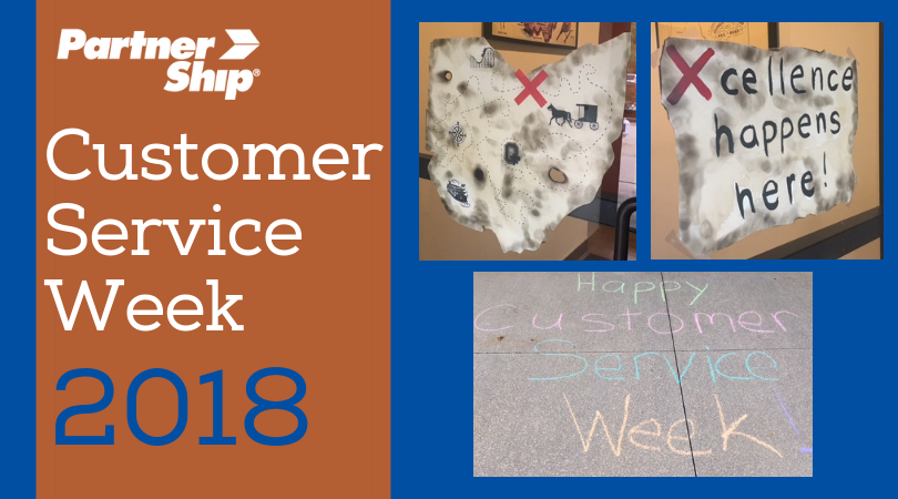 Customer Service Week 2018