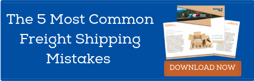 The 5 Most Common Freight Shipping Mistakes