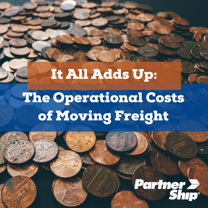It All Adds Up The Operational Costs of Moving Freight