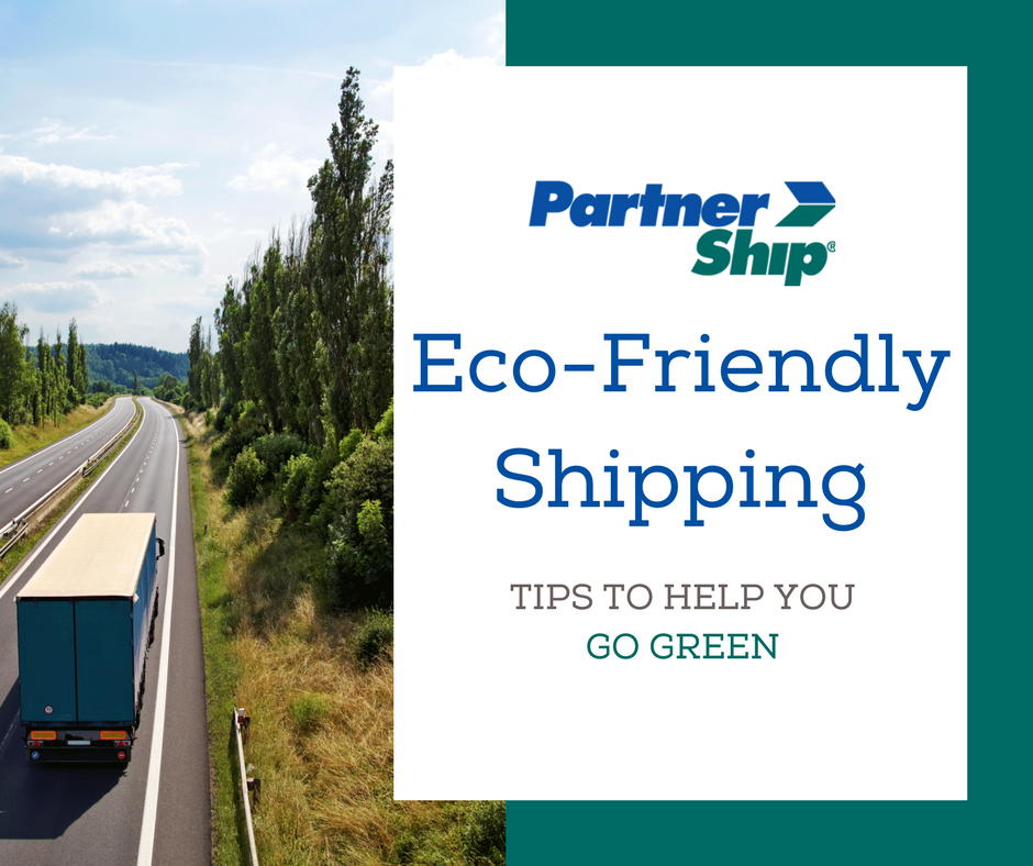 Tips for Eco-Friendly Shipping