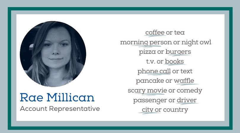 Rae Millican