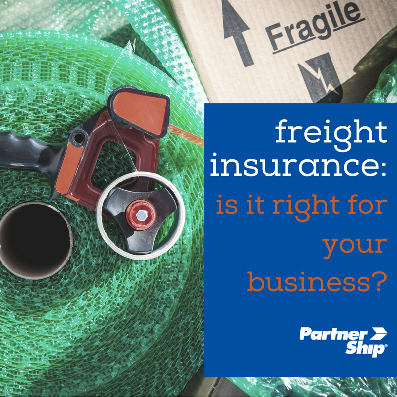Freight Insurance Blog Post