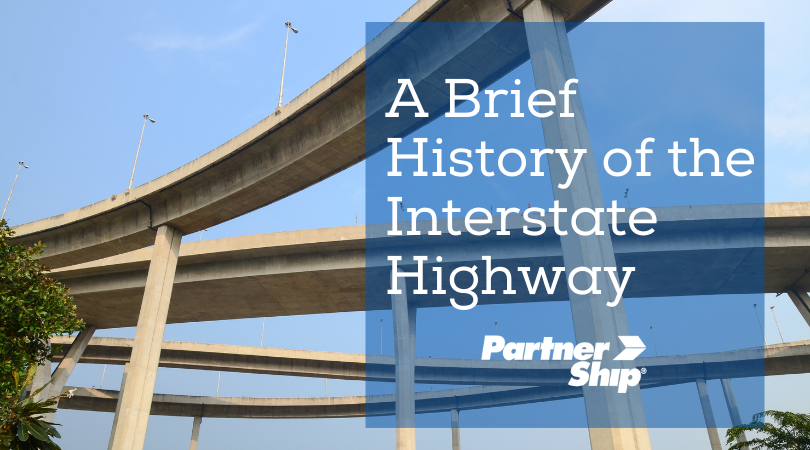 Brief History of the Interstate Highway Blog Post