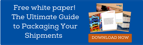 Free white paper! The Ultimate Guide to Packaging Your Shipments