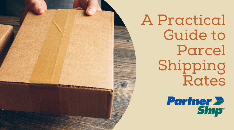 A Practical Guide to Parcel Shipping Rates