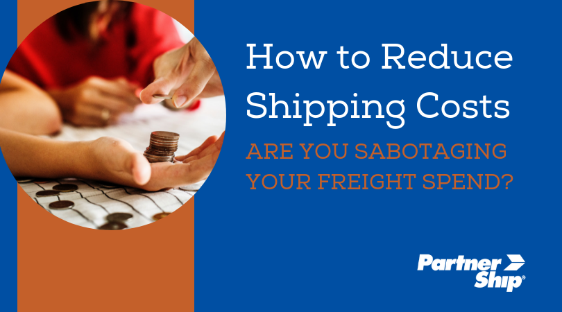 How to Reduce Your Shipping Costs