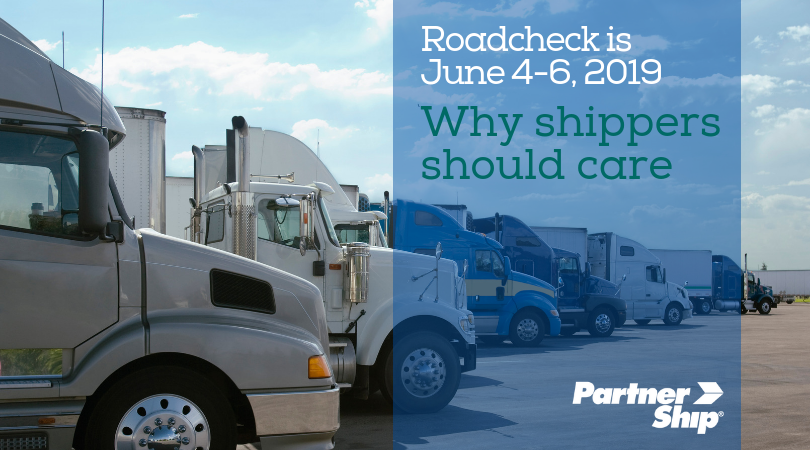 Why shippers should care about the CVSA roadcheck