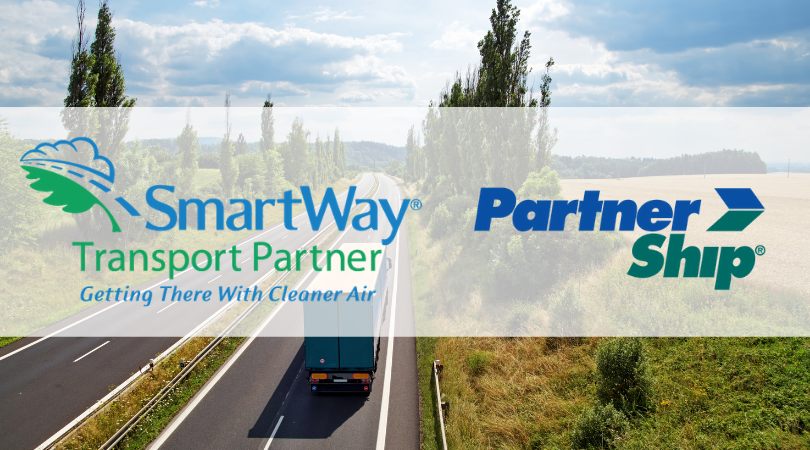 PartnerShip is a SmartWay Transport Partner