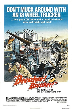 Breaker! Breaker! Movie Poster