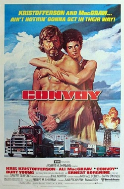 Convoy Movie Poster