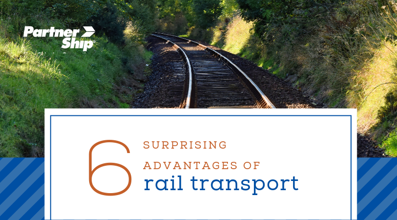 6 surprising advantages of rail