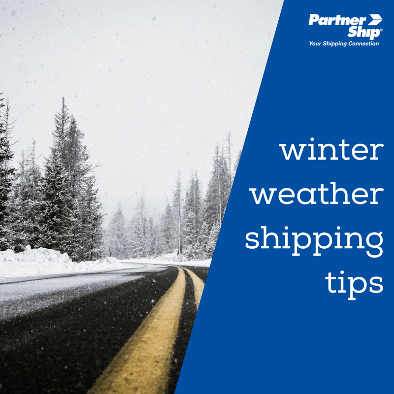 winter weather tips for shipping managers