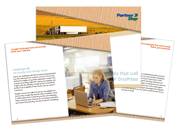4 Freight Challenges That Will Actully Better Your Business Whitepaper