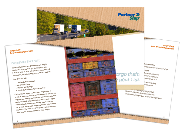 Cargo Theft: How to Reduce Your Risk Whitepaper