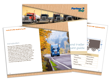 A collection of PartnerShip white papers on the freight shipping industry.
